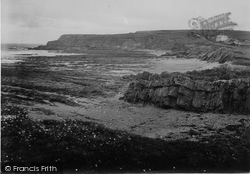 Widemouth Bay, The Sands 1920