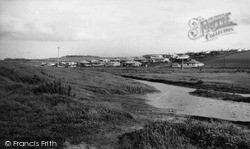 The Village c.1955, Widemouth Bay