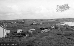 Widemouth Bay, The Village c.1955