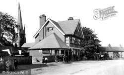 The White Horse 1906, Widford