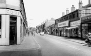 Widnes, Albert Road c1960