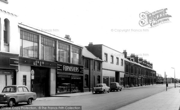 Photo of Widnes, Alforde Street c.1960
