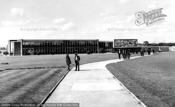 Photo of Widnes, Ball O'ditton, Bankfield School c.1965