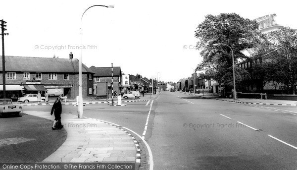 Photo of Widnes, Ball O'ditton, Liverpool Road c.1965