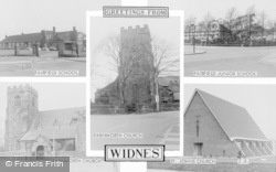 Widnes, Composite c.1960