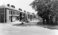 Widnes, Ditchfield Road c1965