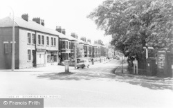 Widnes, Ditchfield Road c.1965