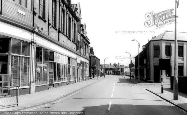 Photo of Widnes, Lugsdale Road c.1960