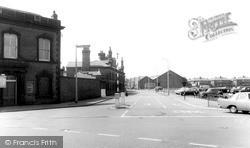 Widnes, Moore Lane c.1960