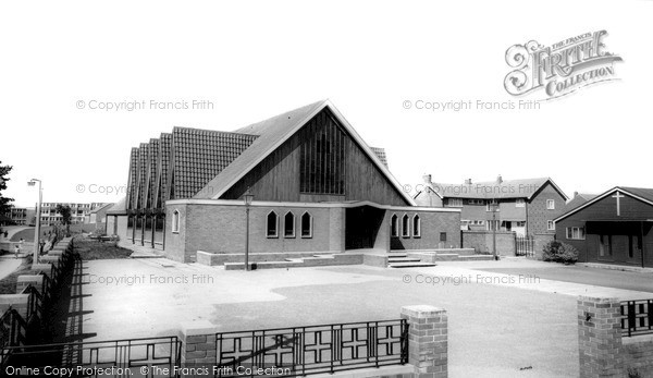 Photo of Widnes, Our Lady's, Liverpool Road c.1965