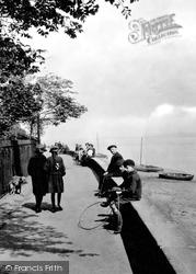 Widnes, Promenade 1923