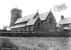 Widnes, St Bede's Roman Catholic Church 1900