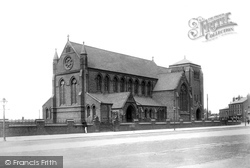 Widnes, St Paul's Church 1900