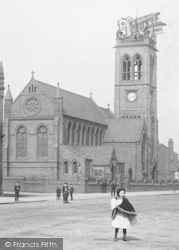 Widnes, St Paul's Church 1908