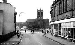 St Paul's Church c.1965, Widnes