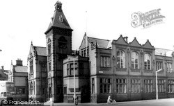 Widnes, Technical College c.1960
