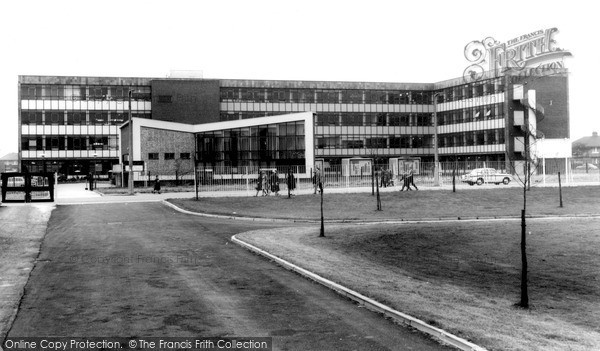 Photo of Widnes, Technical College c.1965
