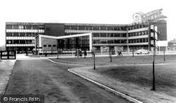 Technical College c.1965, Widnes