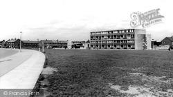 The Flats c.1965, Widnes