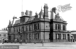 Widnes, Town Hall 1900