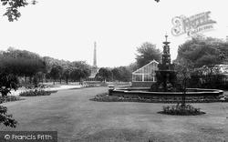 Victoria Park c.1955, Widnes