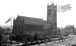 Widnes, Victoria Square c.1955