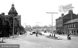 Victoria Square c.1965, Widnes