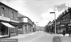 Widnes, Widnes Road c.1955