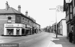 Widnes Road c.1960, Widnes