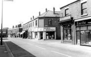 Widnes, Widnes Road c1960