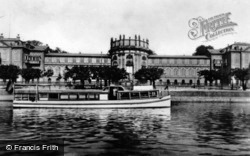 Biebrich On Rhine Castle c.1930, Wiesbaden