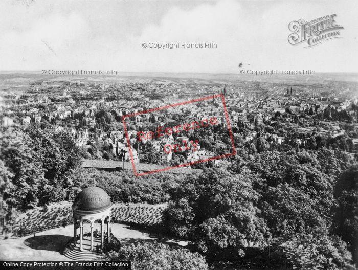 Photo of Wiesbaden, From Mount Nero c.1930