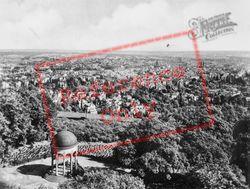 From Mount Nero c.1930, Wiesbaden