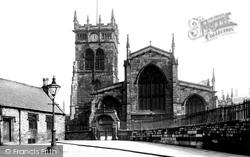 Wigan, All Saints Church 1895