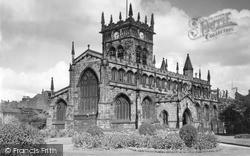 Wigan, All Saints Church c.1955
