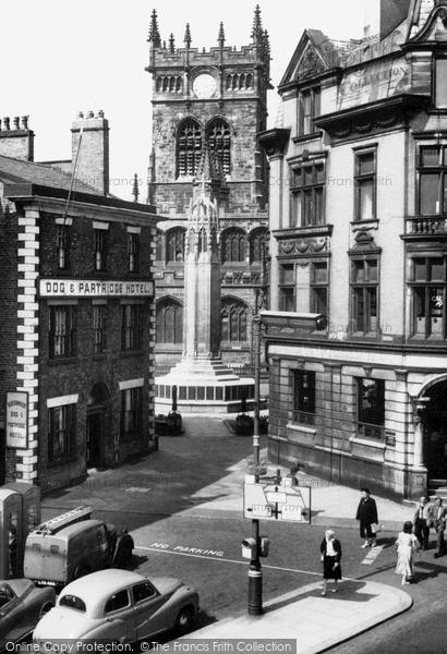 Photo of Wigan, c.1960