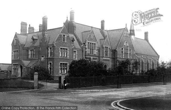 Photo of Wigan, Grammar School 1895