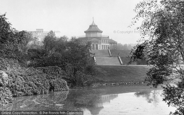 Photo of Wigan, Mesnes Park 1895
