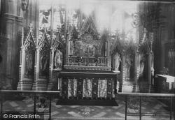 Wigan, Parish Church Reredos 1897