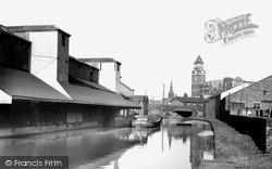 Wigan, Pier c.1960