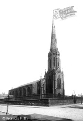 Wigan, St Catherine's Church 1896