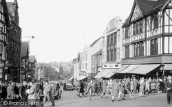 Wigan, Standishgate c.1950