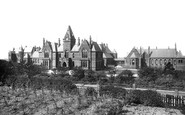 Wigan, the Infirmary 1896