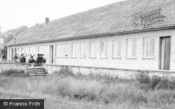 Wigfach, Girl Guides Camp, Gorwelion c.1965