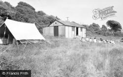 Wigfach, Girl Guides, Gorwelion c.1965