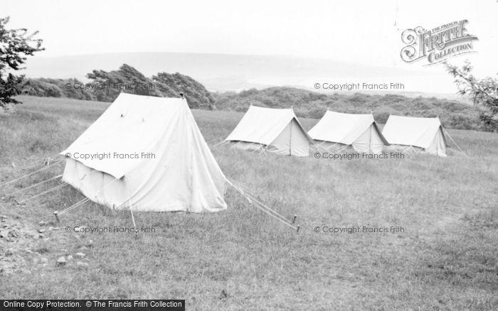 Photo of Wigfach, Gorwelion Girl Guides Camp c.1965