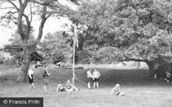 Wigfach, Gorwelion Girl Guides Camp c.1965