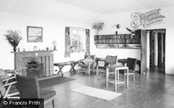 Wigfach, Gorwelion Girl Guides Camp, The Common Room c.1965