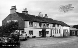 Plough Inn c.1955, Wigglesworth