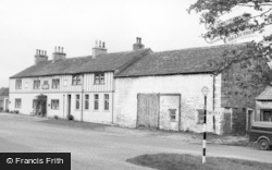 Plough Inn c.1960, Wigglesworth